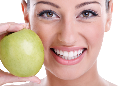 Whitening the natural way