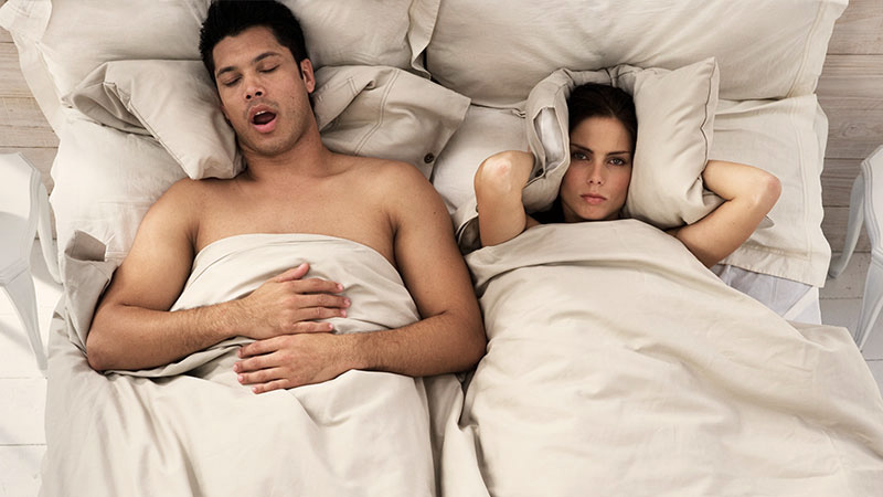 Snoring - Causes and Symptoms